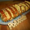 Cake champignons / herbes de Provence