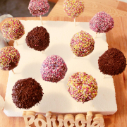 Cake Pops  Vanille Chocolat