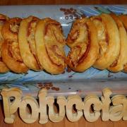 Palmiers jambon emmental