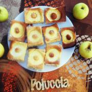 Tranches fondantes à la pomme