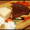 Fondant à la crème de marron & chocolat
