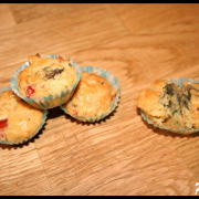 Mini-Muffins de Printemps
