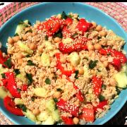Salade mi-saison
