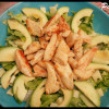 Salade Avocado Chicken