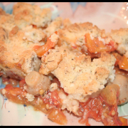 Crumble Tomates & Champignons