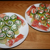 Makis de courgettes en Duo
