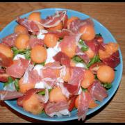 Salade Melon & Jambon