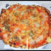 Pizza Reine Light