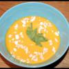 Velouté de carottes au curcuma