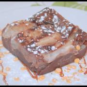 Clafoutis Poires & Chocolat