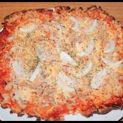 Pizza Light au Thon