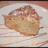 Gâteau à la noisette & pommes