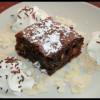Brownie fondant aux noix & pistaches