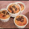 Muffins légers noix de coco & pépites de chocolat