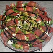 Salade de fin d'été...
