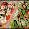 Papillote de poulet au chèvre frais, tomates & nepita