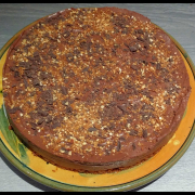 Cheesecake Chocolat / Brocciu - Recette Emission Manghjà Inseme