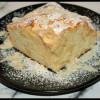 Gâteau à l'amande et aux pommes