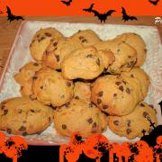 Cookies moelleux d'Halloween