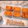 Petits gâteaux à l'amande & clémentines corses