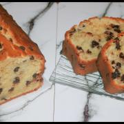 Cake Mascarpone & Pépites de Chocolat