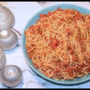 Spaghetti à la bolognaise façon Poluccia