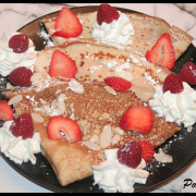 La Pâte à Crêpes de Poluccia !!