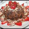Bowlcake au chocolat & Nocciolata