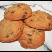 Cookies au spéculoos et pépites de chocolat
