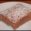 Gâteau rapide au chocolat praliné