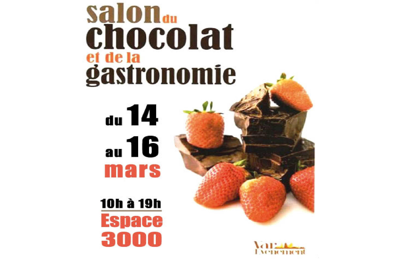 Salon du chocolat et de la gastronomie a cantina di for Salon du chocolat montauban