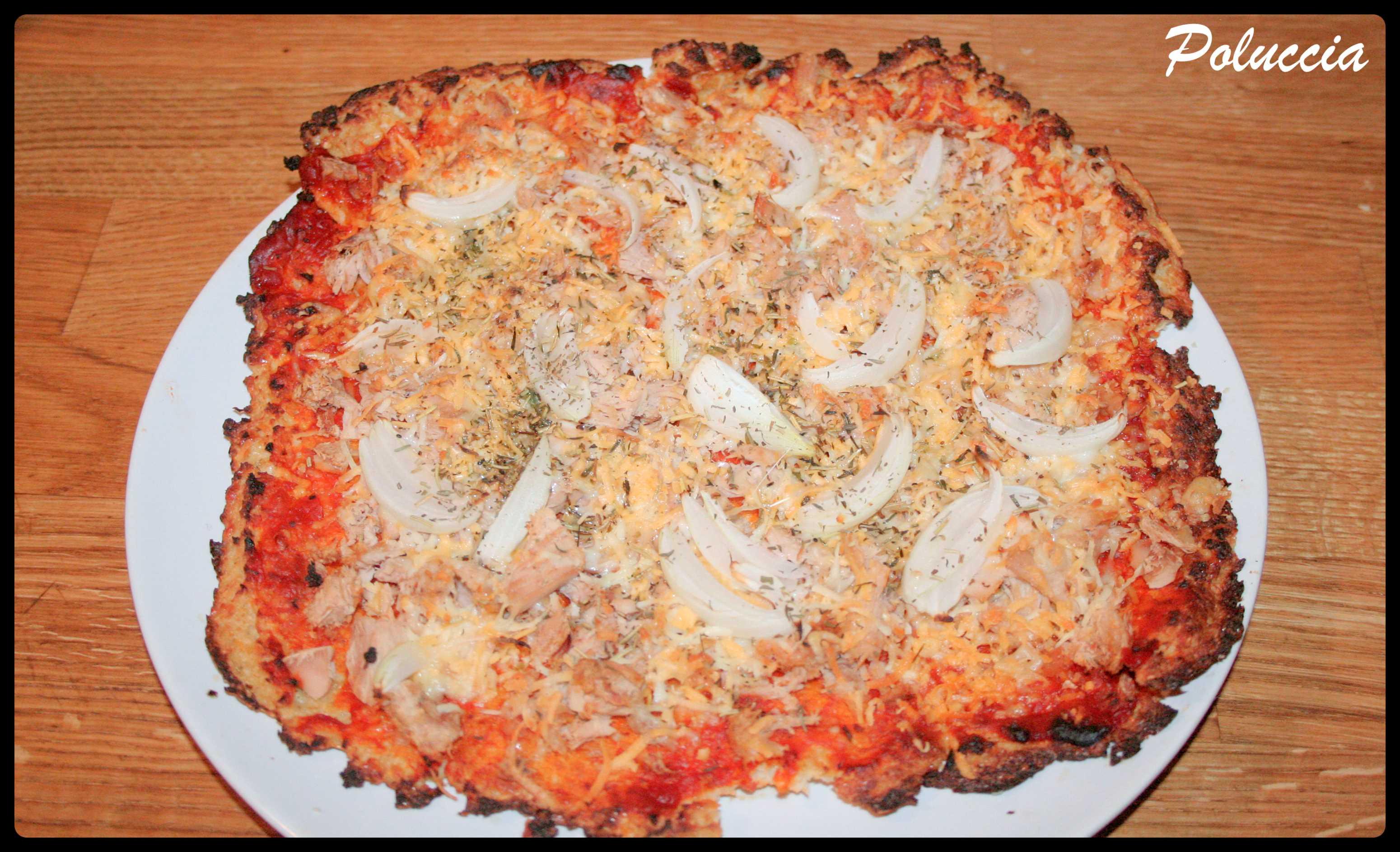 pizza light au thon le de poluccia cuisine voyages photographies