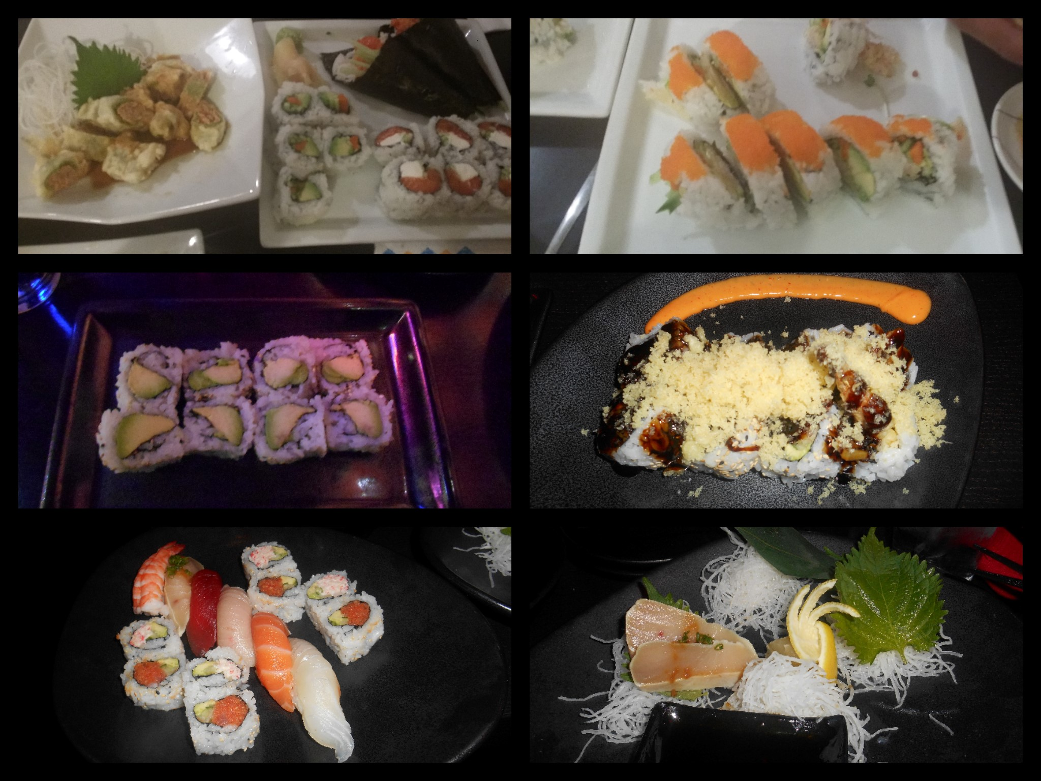 New Image sushi