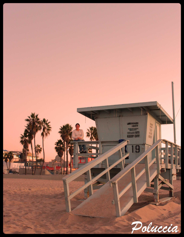 VENICE BEACH QR